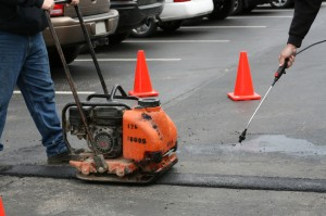 Crowley Construction can perform asphalt repair and concrete repair to keep your pavement pothole free